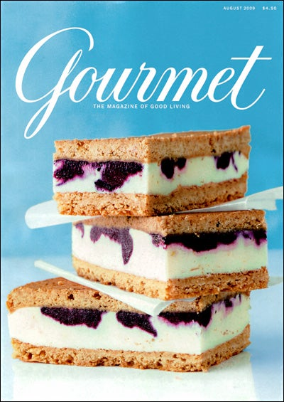A Shell of a Mockery of Gourmet Magazine Is Back!