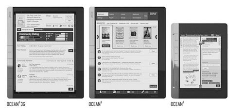 The Copia eBook Platform and Hardware Get Social With eReading