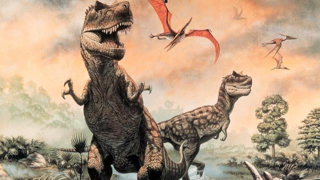 Was Tyrannosaurus Rex a fearsome predator or just another scavenger?