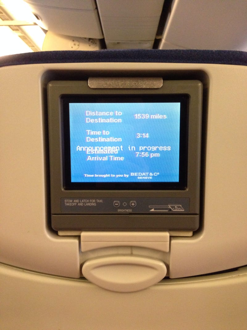 I Thought Cathay Pacific Was Better Than This