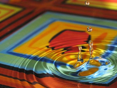 Shooting Challenge: A Water Drop