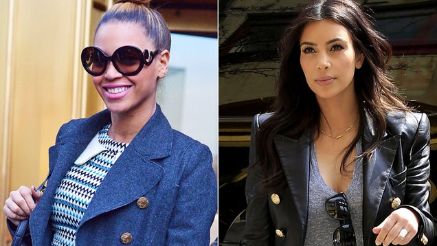 Beyoncé Really, Really Does Not Want to Be Friends With Kim Kardashian