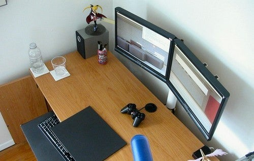 Make a DIY Monitor Stand on the Cheap