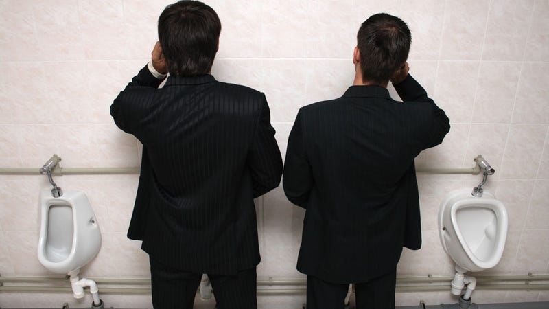 Restaurant Tries to Ban Men from Peeing Standing Up
