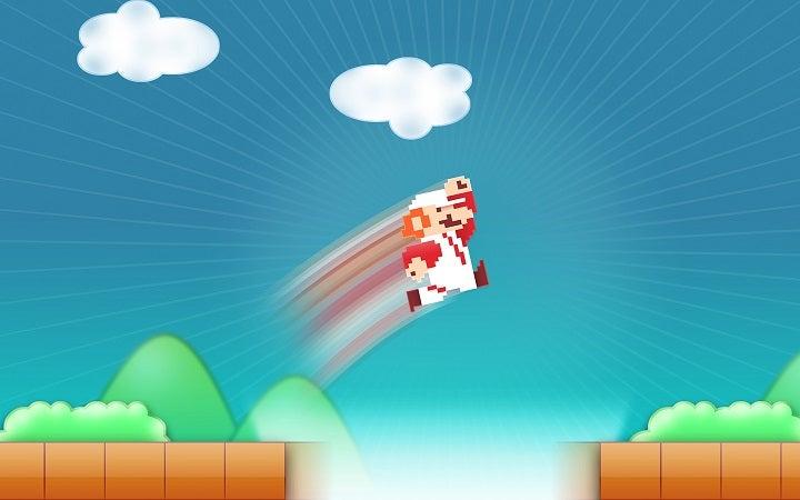 Dear Video Game Expert: Jump Holes For Fun!