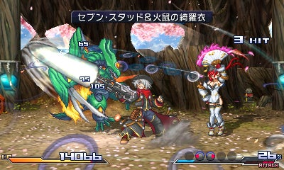 The First Two Hours of Project X Zone are Wall-to-Wall Insanity
