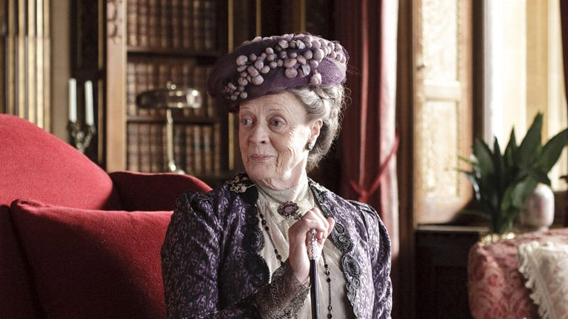 Maggie Smith Might Leave Downton Abbey, Robbing Us of Our Beloved Dowager Countess
