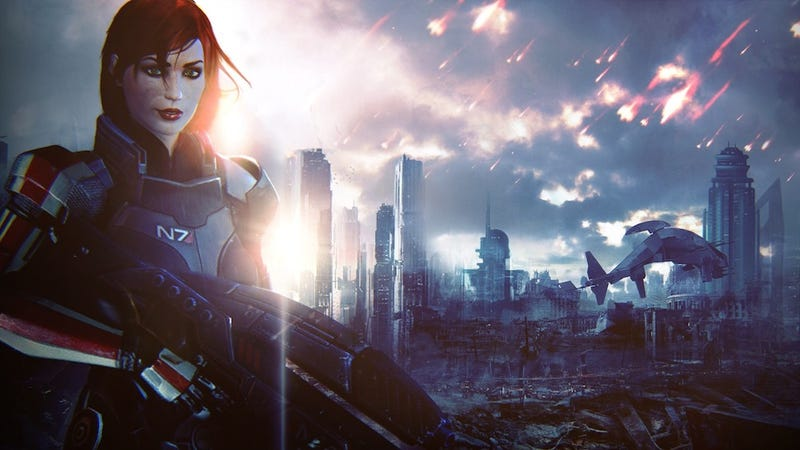 Hey, Hollywood, Listen to What This Mass Effect Writer Thinks You Should Do for That Movie You're Making