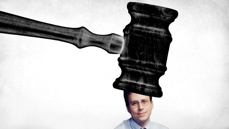 Famous Fraud Stephen Glass Is Officially too Crooked to Be a Lawyer