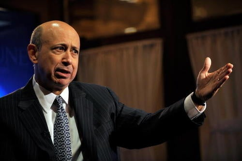 Goldman Sachs: Here's Some Money, Poor People. Now Shut Up About Our Bonuses