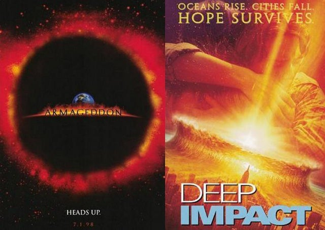Dueling Movies: Two Films About the Same Thing at the Same Time