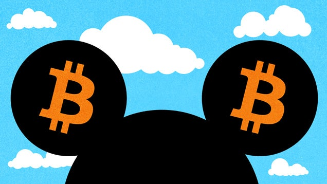 Magical Thinking: Bitcoin Gathers at Disney