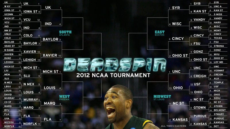 Deadspin Does March Madness, Day Four
