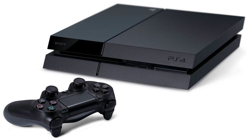 Playstation 4 Pre-Orders Are Live