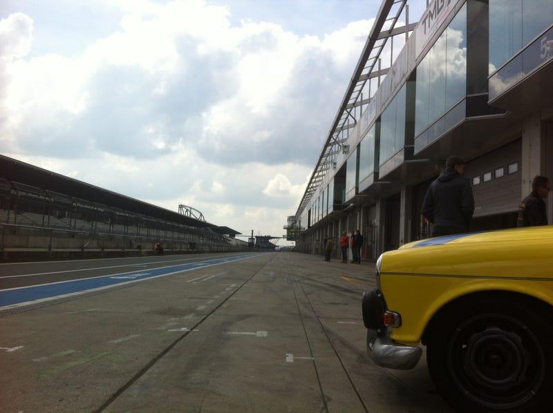 A Weekend At The Nürburgring