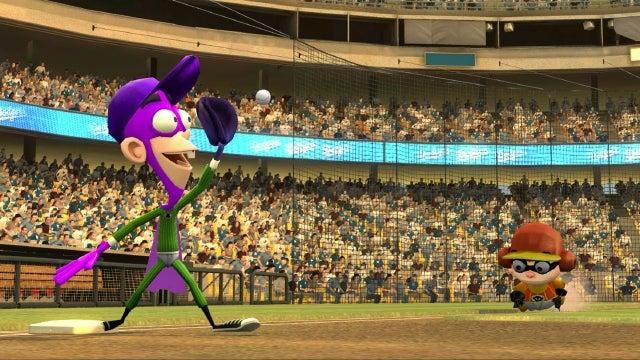 2K's Next Baseball Title Sends SpongeBob to the Plate