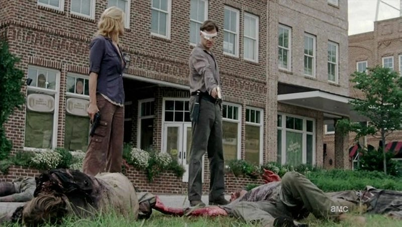 Last Night's The Walking Dead: Not Bad, Not Great