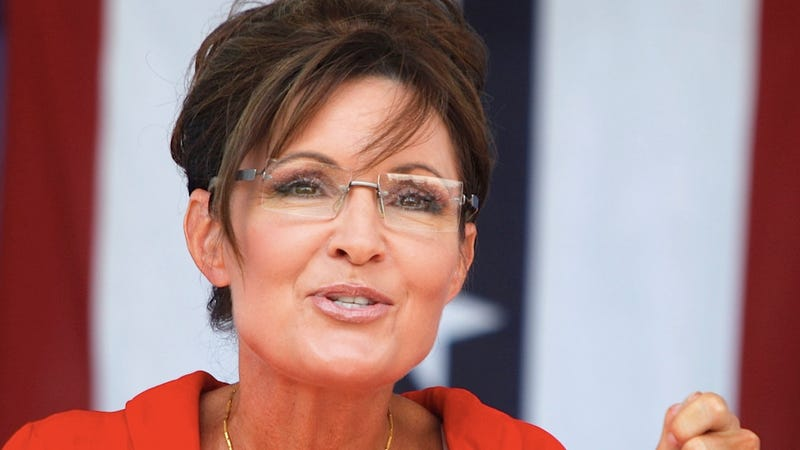 Sarah Palin Informs Us that She's Not Speaking at the GOP Convention, Just in Case We Were Wondering