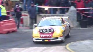 The Porsches Of Rallye Monte Carlo