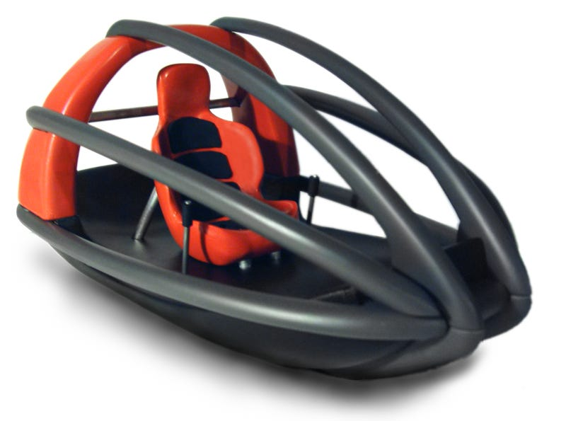 """Best. Sled. Ever. These Badass Sleds Are Built for """"Full-Contact Racing"""""""