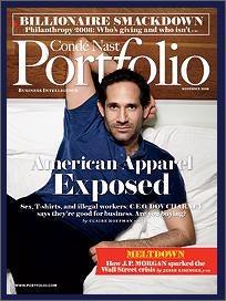 Conde Nast's Portfolio Overlooks The Financial Crisis