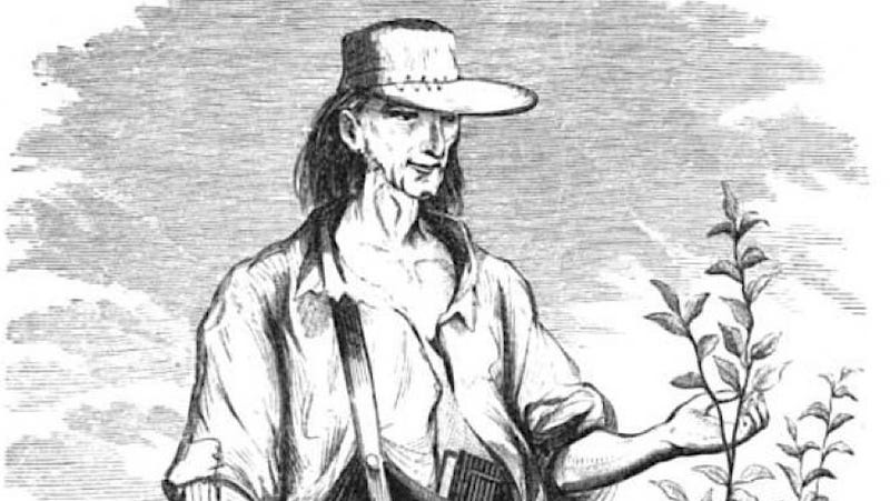 Sunday See-You-Soon: Celebrate Johnny Appleseed Day