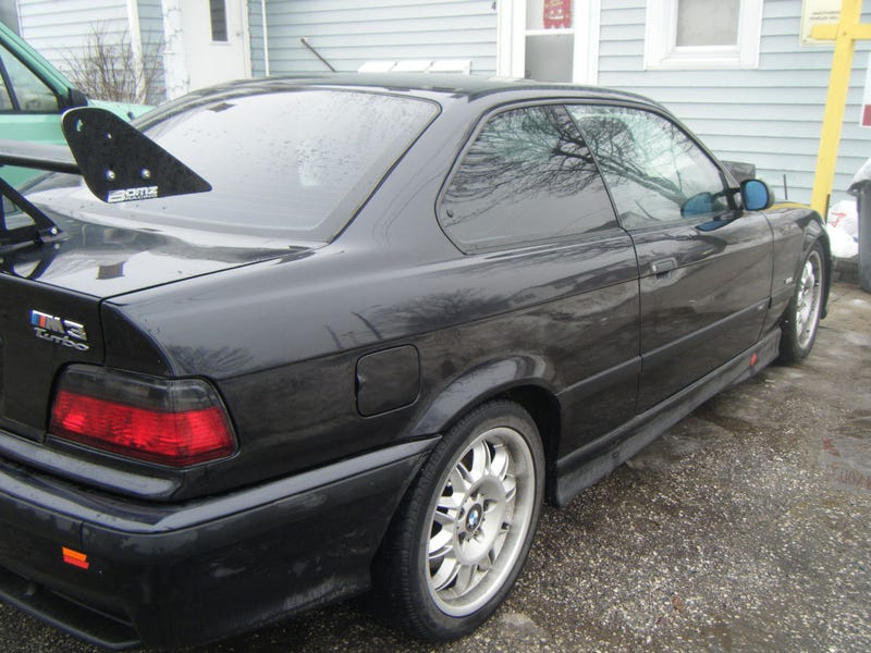 For $9,000, Seel the Deel on This Turbo M3