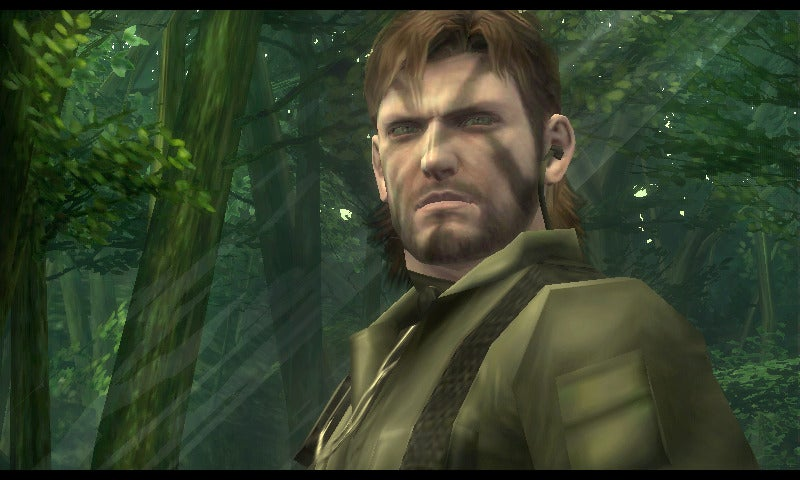I Don't Know Whether Metal Gear Solid: Snake Eater 3D is Half-Empty or Half-Full