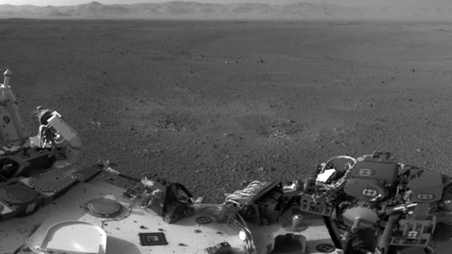 Mars Rover Curiosity Needs a Brain Transplant Before It Gets Down to Business