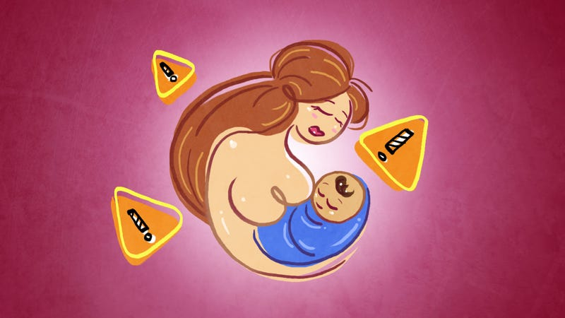 The Things Nobody Tells You About Breastfeeding