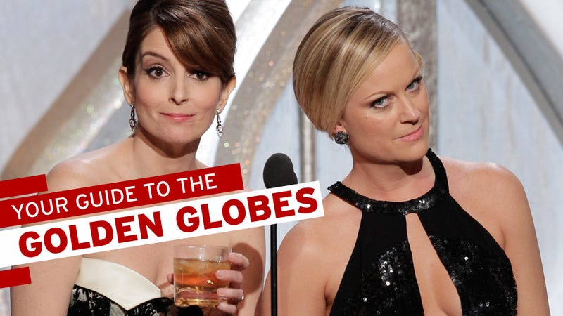 The 7 Things You Need to Know About Last Night's Golden Globes (Plus Taylor Swift's Bitchface)