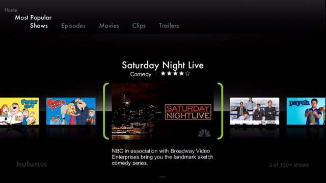 Yep, Hulu Plus is Now on TiVo Premiere
