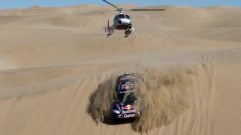 Your Dakar Rally Gallery: Day Four