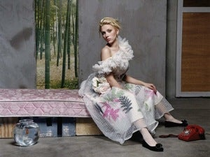 Scarlett Johansson Purchased By Crazy British Person