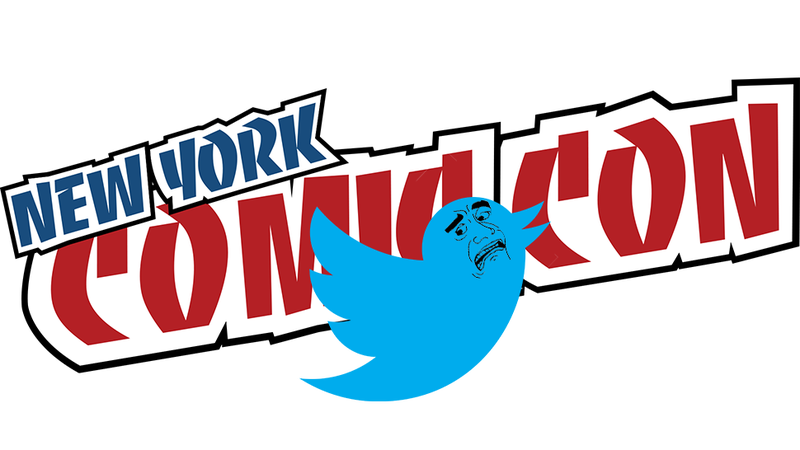 Twitter Hijacking Is Not Cool #NYCC [UPDATE]