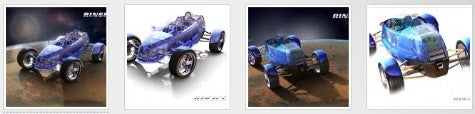 """Rinspeed to Show """"Glass Car"""" in Geneva"""