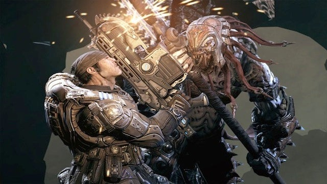 Gears of War 3 Dents Call of Duty's Xbox Live Dominance, Doesn't Beat It