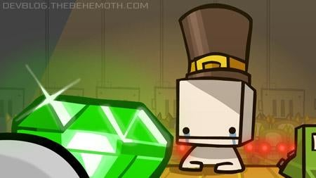 A Glimpse At The New Game From Castle Crashers Dev