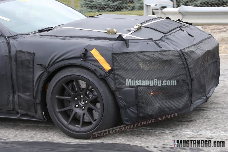 Is This The S550 Mustang GT350/GT500? Or The Rumored Mach 1?