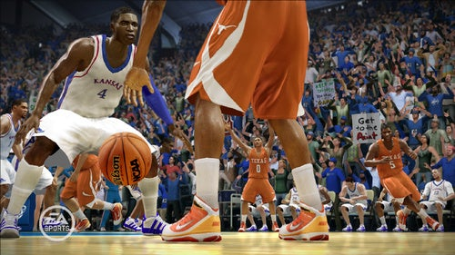 NCAA 10 Showcases the Charm and Bad Calls of Hoops' Top Home Courts