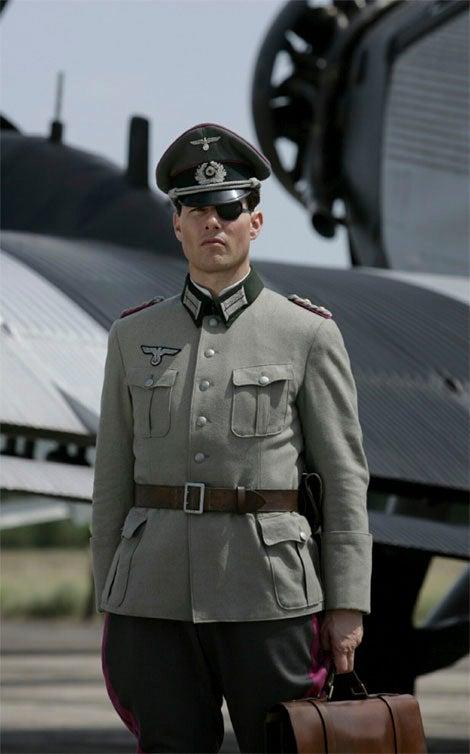 Tom Cruise: The 'Good' German
