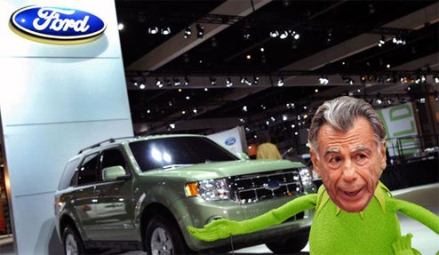Kirk Kerkorian May Lose $670 Million On Ford Gamble
