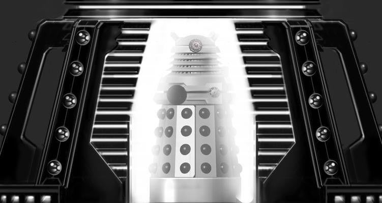 Reinvention Of The Daleks!
