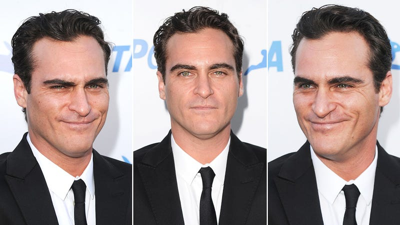 Joaquin Phoenix Rises From the Ashes Like... a Phoenix
