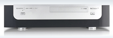 Passive Technologies Blu-ray/HD DVD Combo Media Center