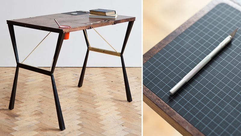 Mix and Match the Multi-Function Tiles on This Table Like Your Smartphone's Homescreen