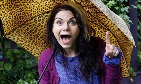 Caitlin Moran's Sherlock Fanfiction Stunt Isn't a Big Deal