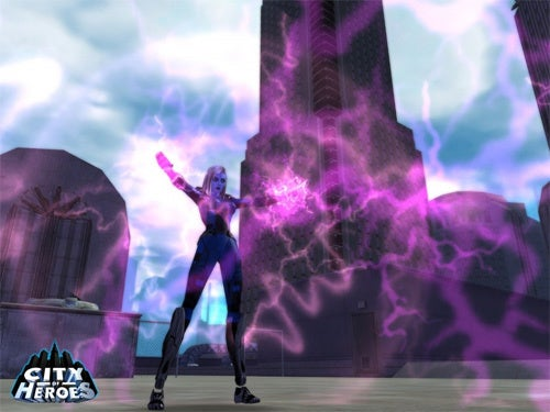 City Of Heroes Just Got A Lot More Colorful