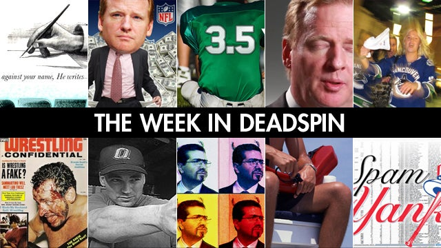 The Week In Deadspin