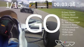 Watch A Formula Continental Start From T